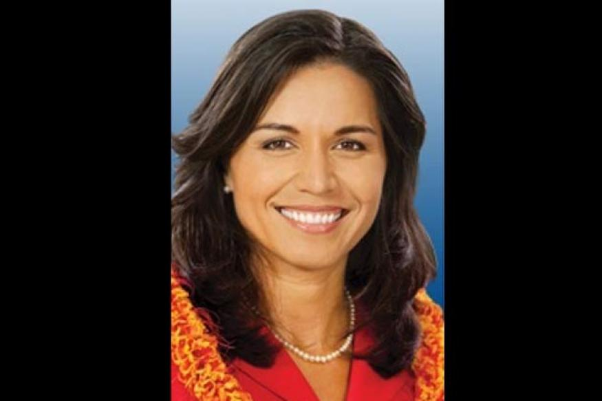 US: Tulsi Gabbard feels her Hindu faith an asset