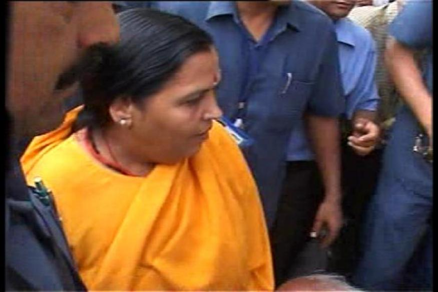 Give priority to protection of rivers, says Uma Bharti