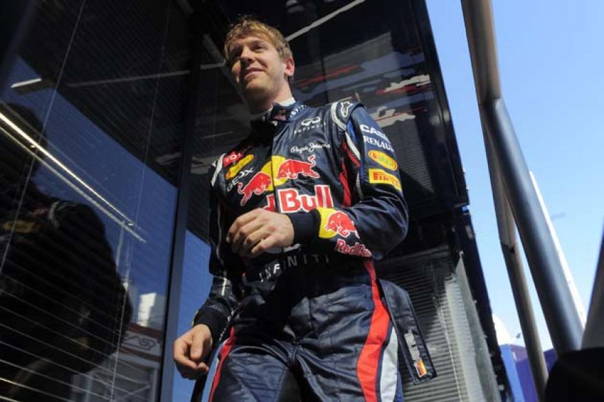 Vettel again fastest in final practice at US Grand Prix