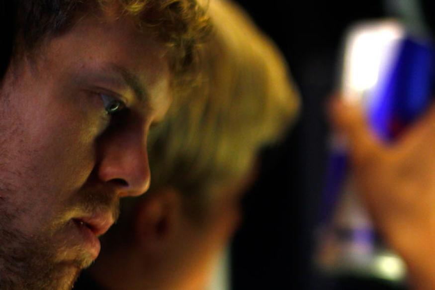 Red Bull's Vettel to start last at Abu Dhabi GP