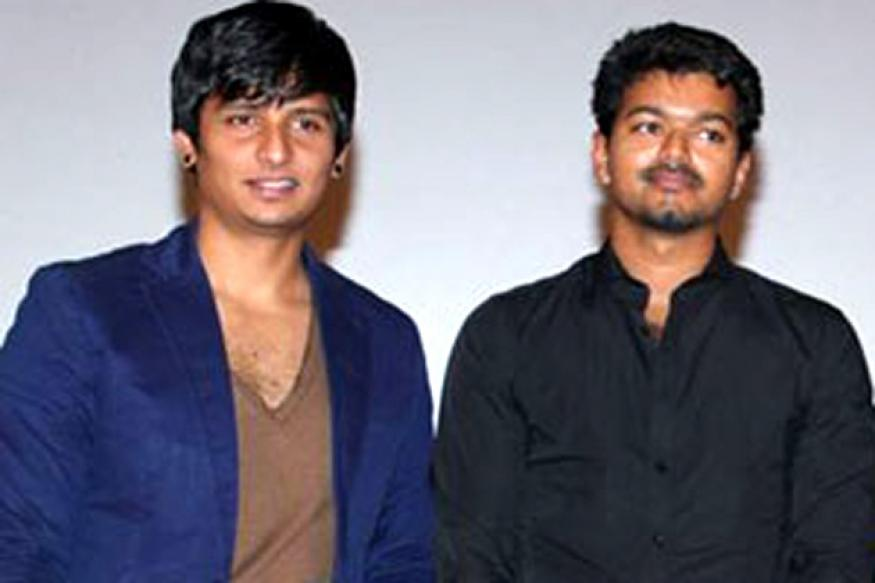 Jiiva and Vijay to do a cameo in 'Onbadhula Guru'