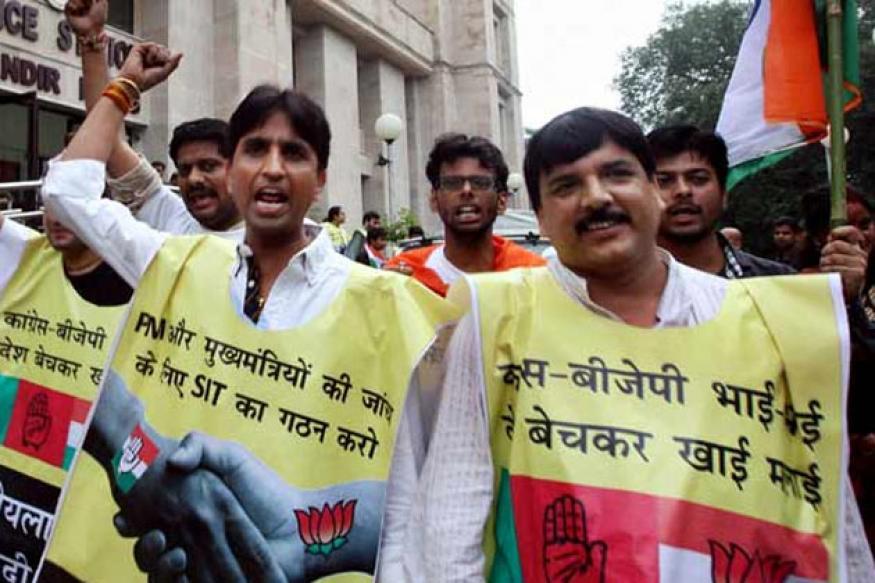 Kumar Vishwas, Manish Sisodia shadowed, threatened: IAC