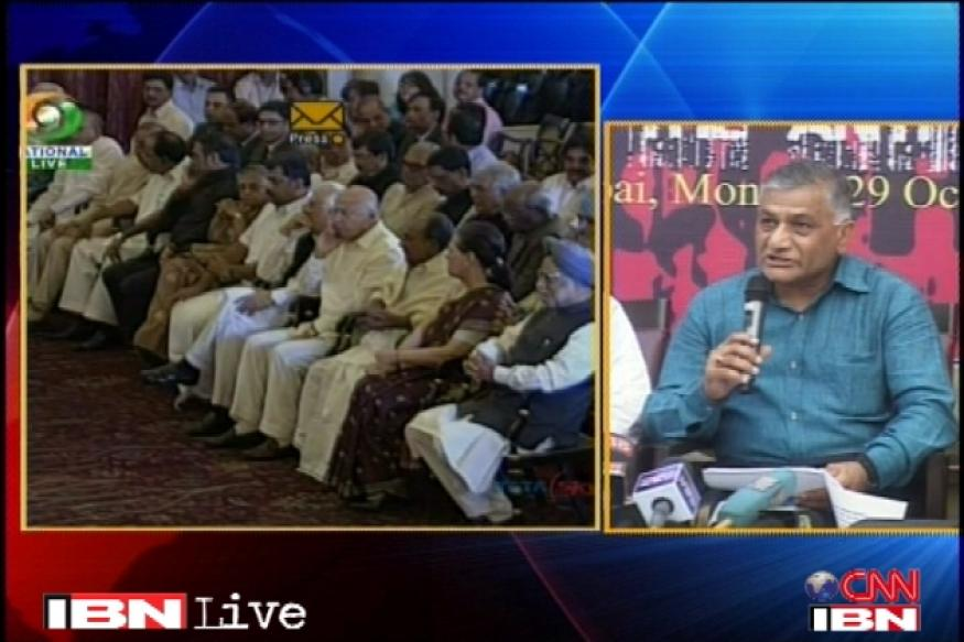 Gen VK Singh may join Parliament gherao on sugarcane issue