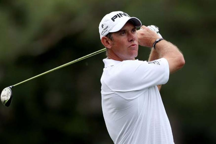 Brilliant Westwood storms into joint lead at HSBC Champions