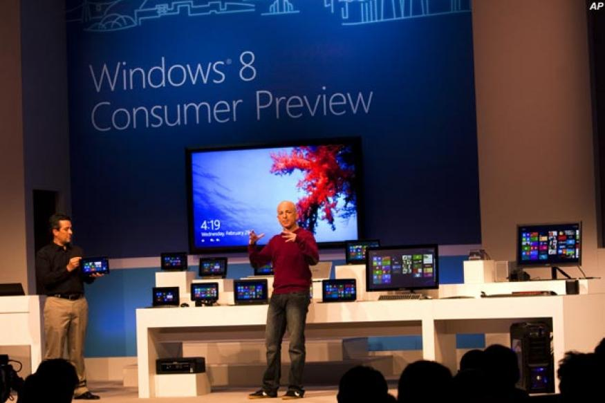 Microsoft's Windows unit head Steven Sinofsky resigns