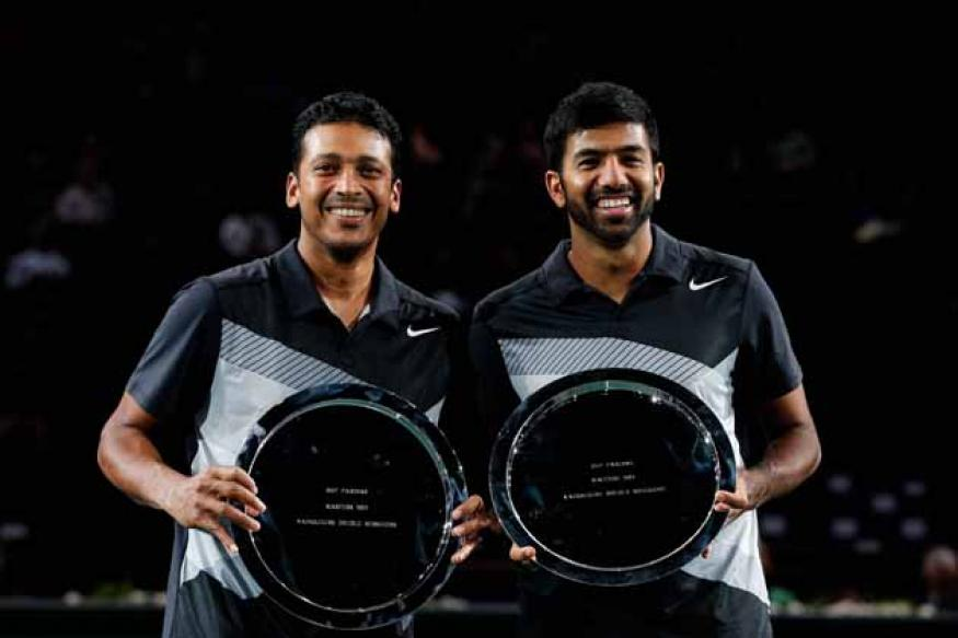 Bhupathi-Bopanna prove their point to  AITA with Paris win