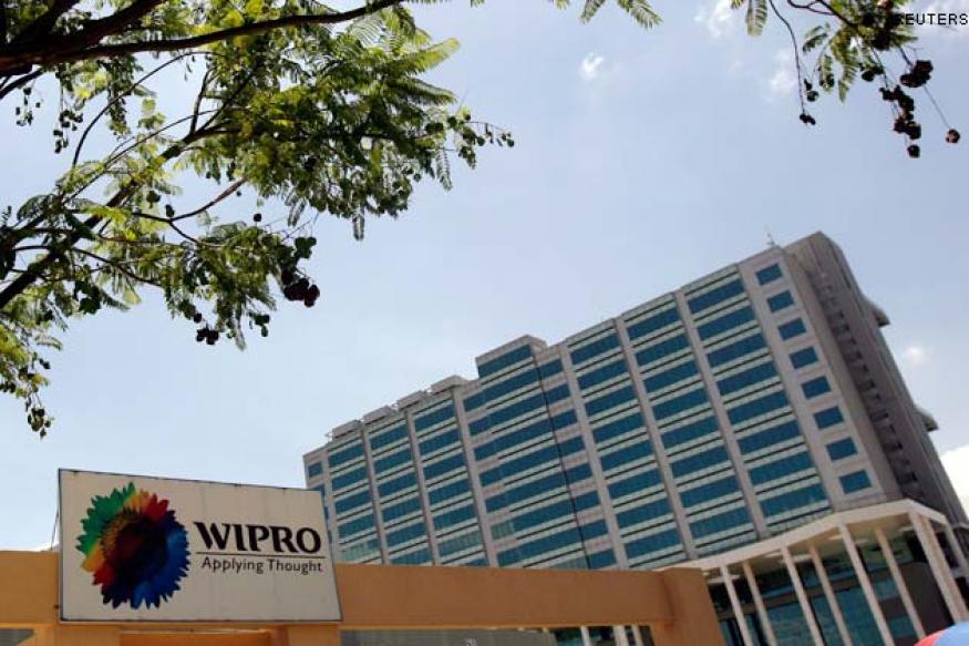Wipro Q2 net profit at Rs 1610 crore