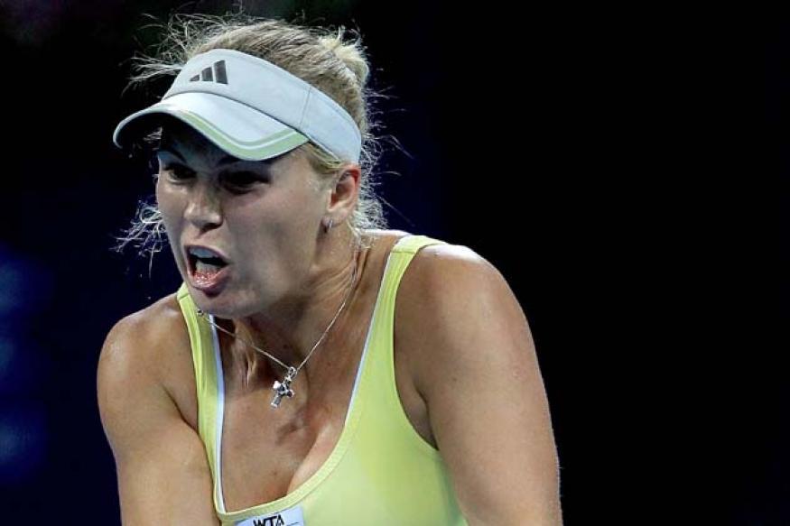 Petrova sets up Wozniacki final at Tournament of Champions