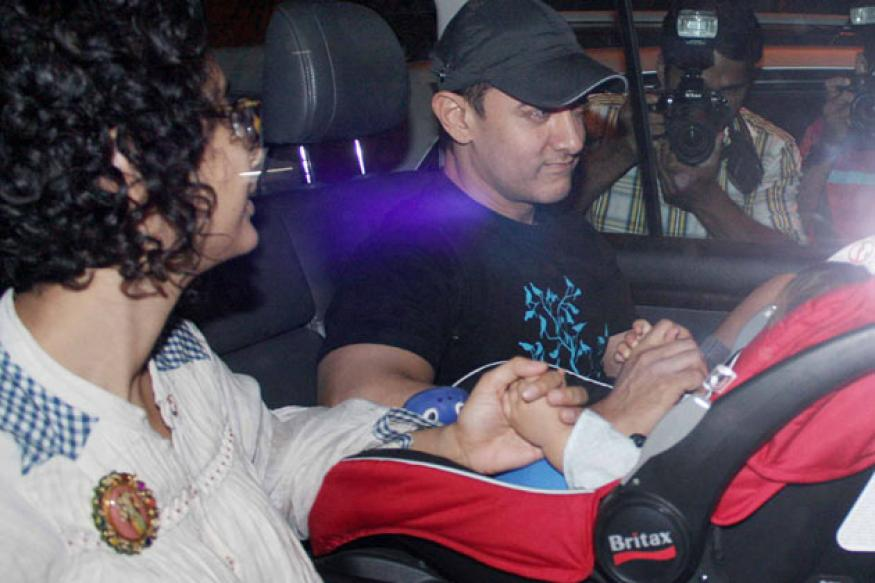 Aamir Khan: I don't get enough time with Azad