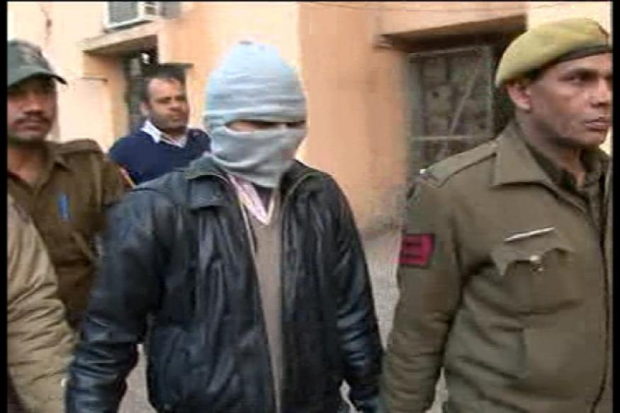 The men accused of gangraping, killing the 23-year-old