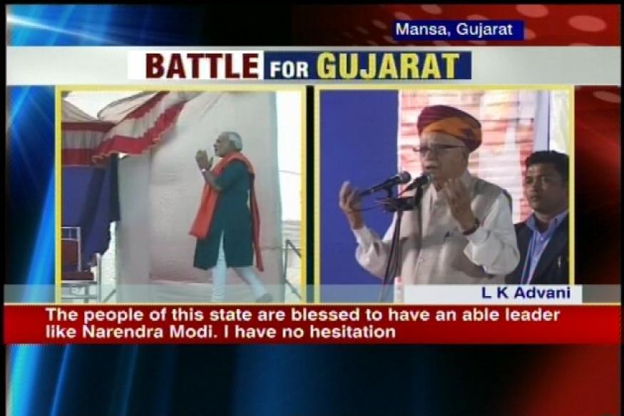 Modi a role model for development, says Advani