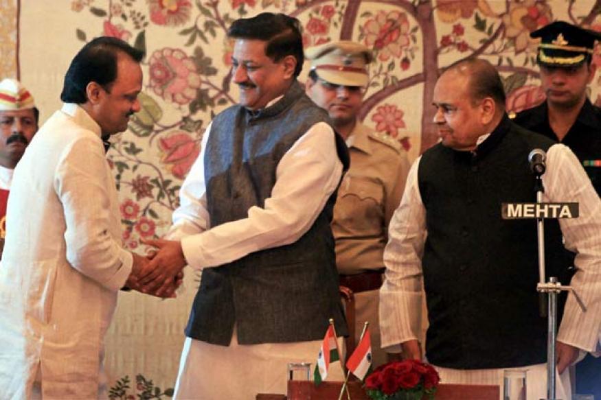 Ajit Pawar gets back reins of finance, power depts
