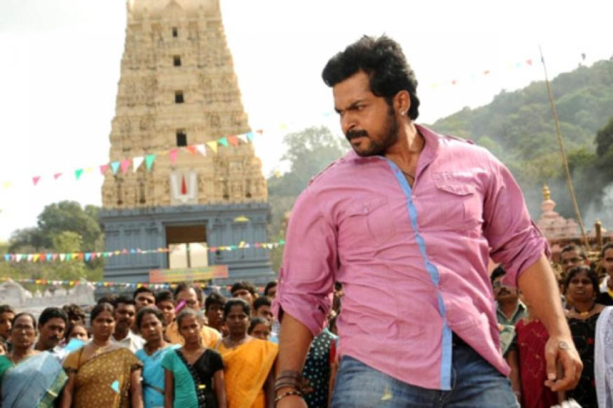 Karthi: DSP has come out with great music