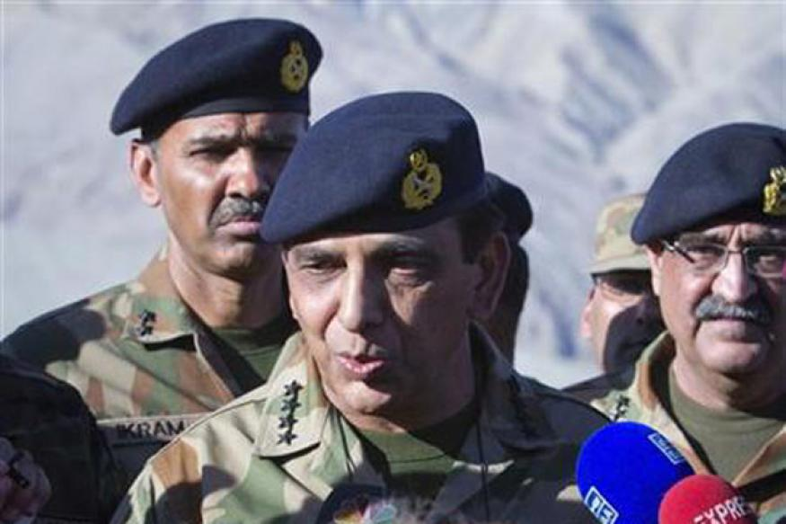 Pakistan's army chief makes Afghan peace top priority
