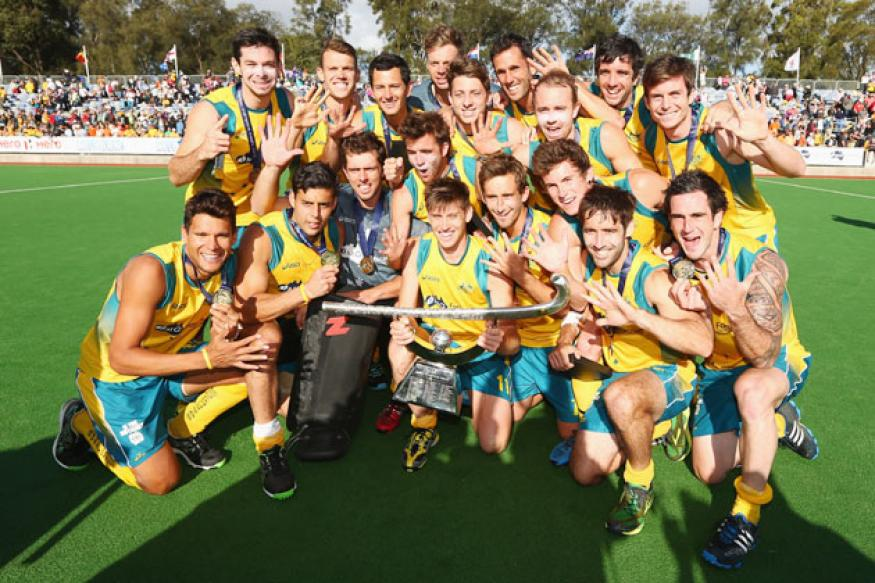 Hockey: Australia win 5th consecutive Champions Trophy