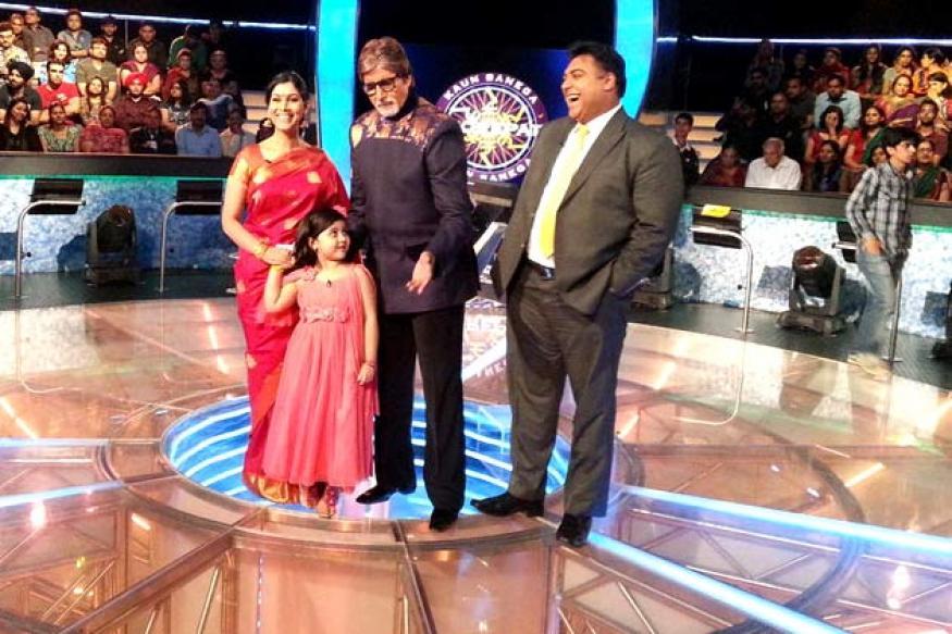 KBC 6: Ram Kapoor, Sakshi Tanwar on hot seat again!