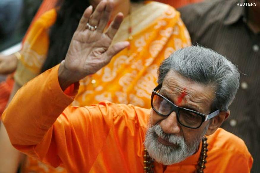 Shiv Sena demands stamp in memory of Bal Thackeray