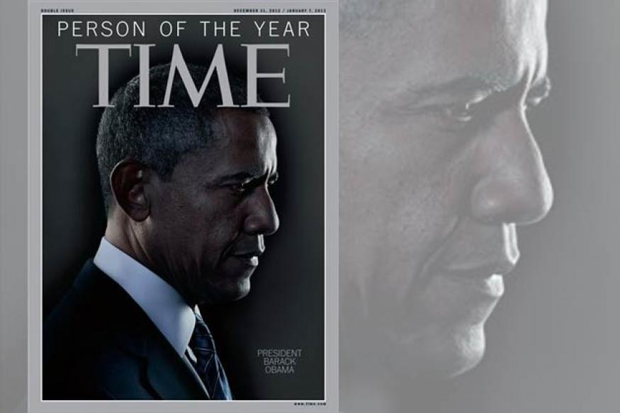 Barack Obama is Time's 'Person of the Year'