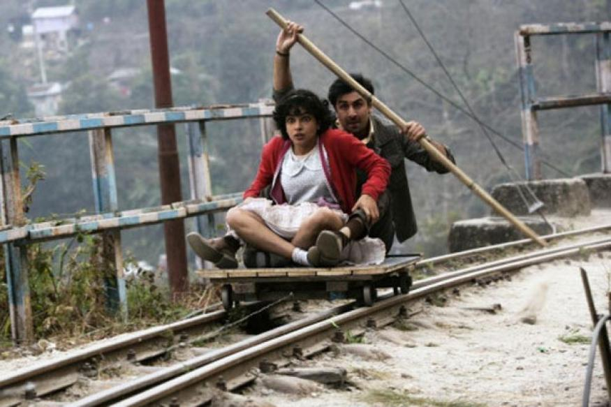 'Barfi' is out of the Oscars race