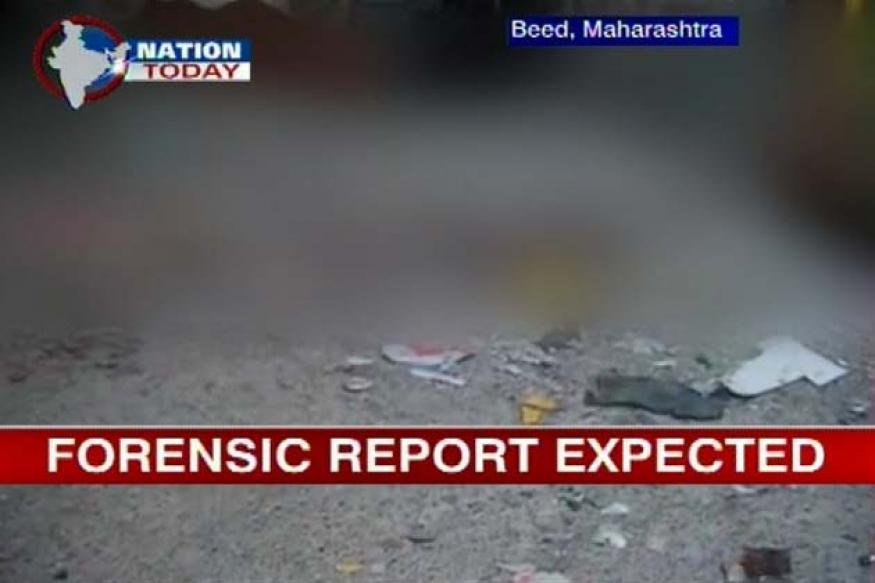 Beed blast: Forensic report of transistor to be out today