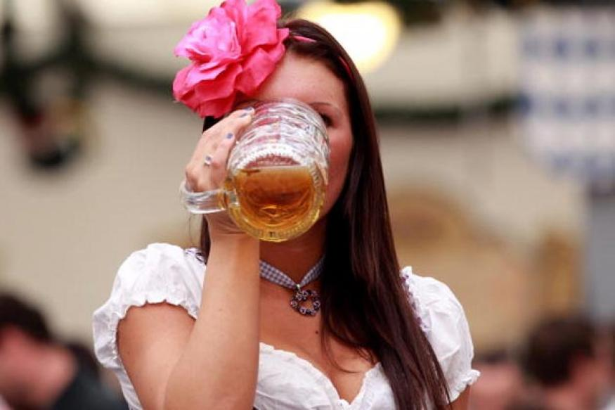 Beer can help lower cholesterol, fight cancer, kill viruses