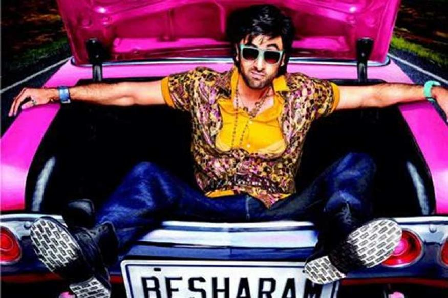 'Besharam' First Look: Ranbir Kapoor returns