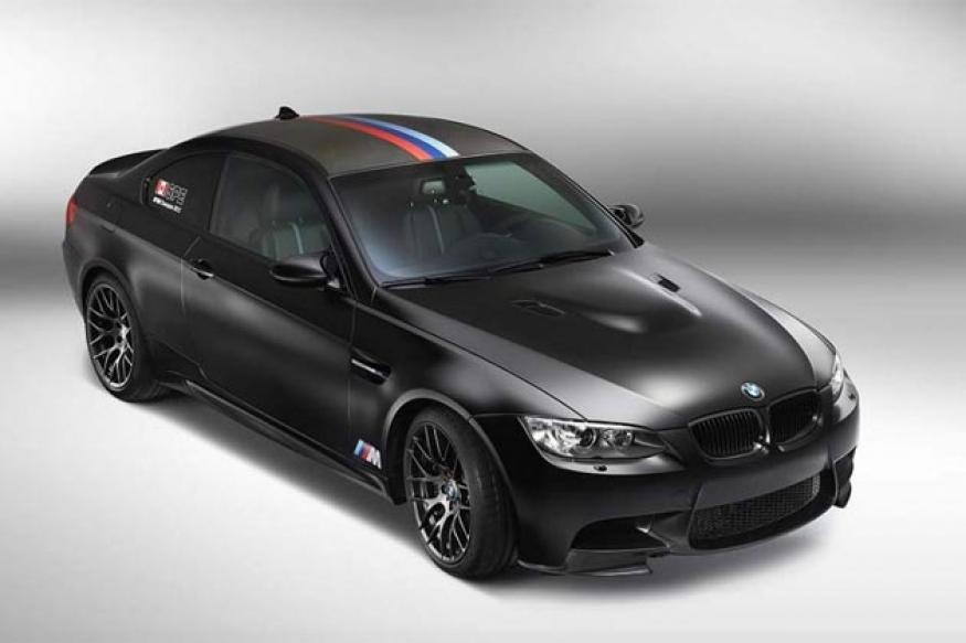 Launched: BMW M3 limited edition