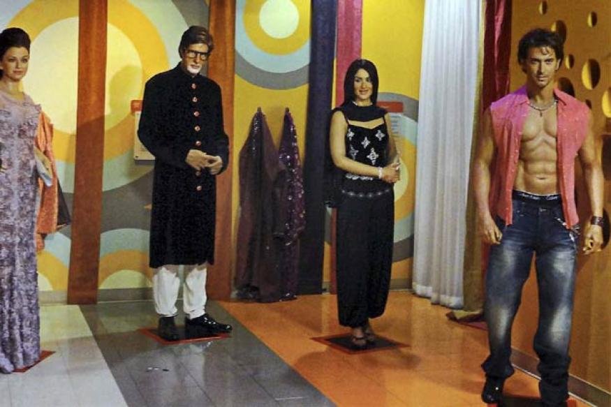 Snapshot: Bollywood actors at Madam Tussauds