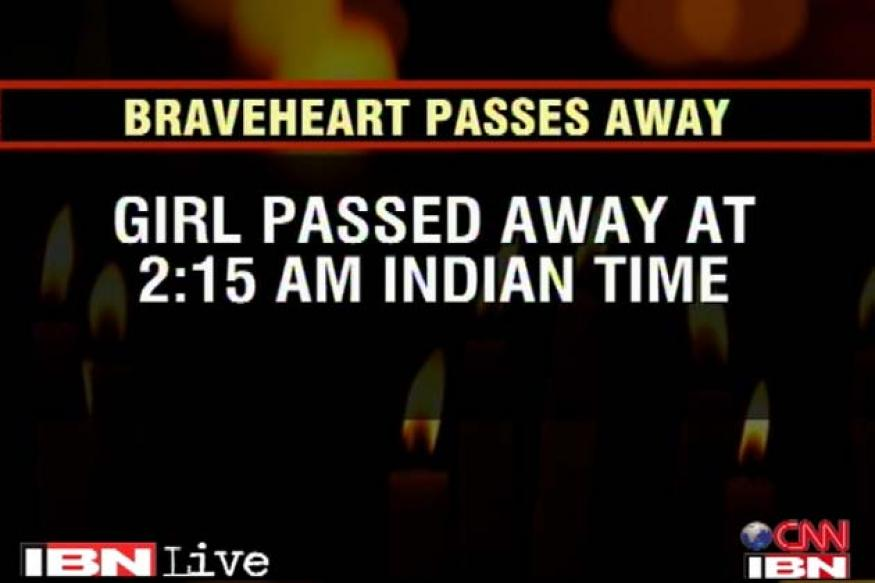 Delhi braveheart's body to reach India tonight