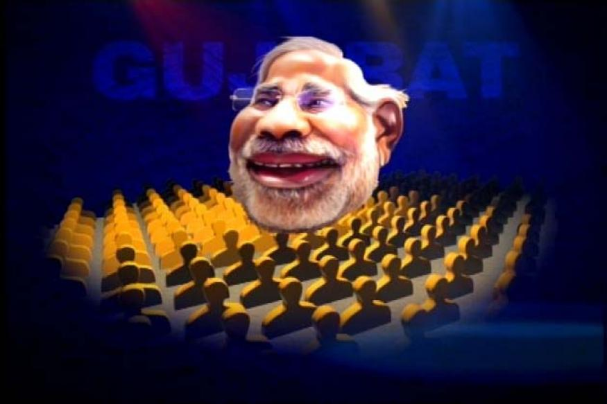 Gujarat poll results live: Modi sweeps away Cong, GPP with two-third majority