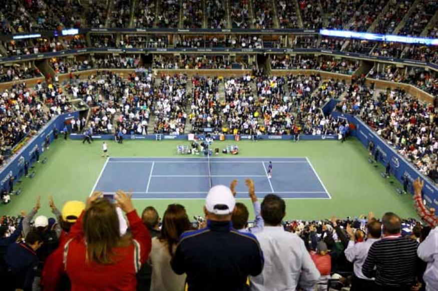 US Open 2013 change puts men's final on Monday