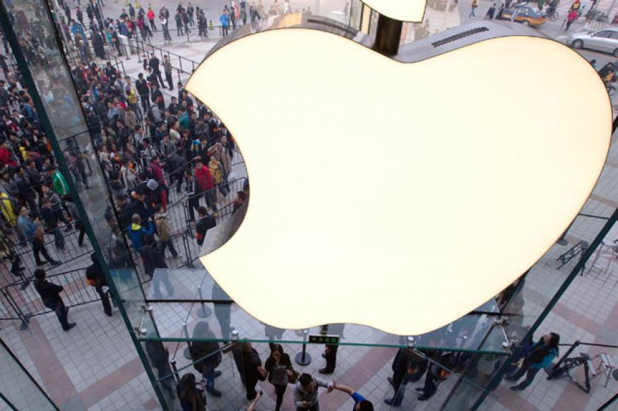 Apple slides to No 6 in China smartphone market