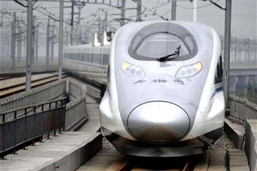 China opens world's longest fast train line
