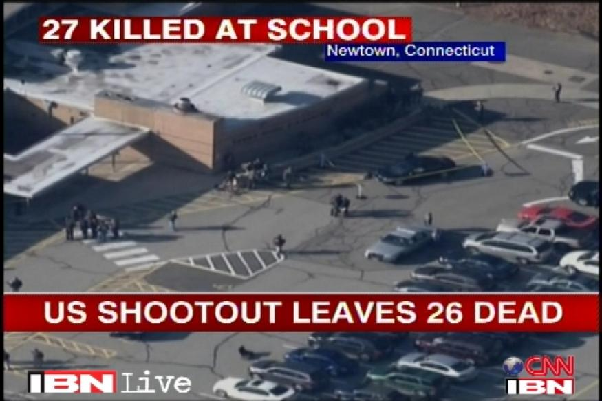 UN chief mourns victims of US school shooting