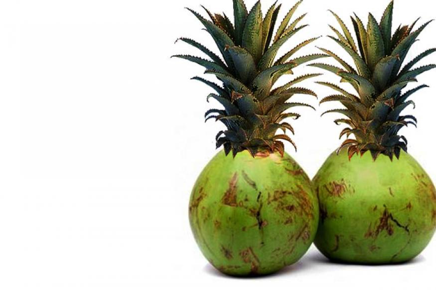 Australian researchers develop coconut flavoured pineapple