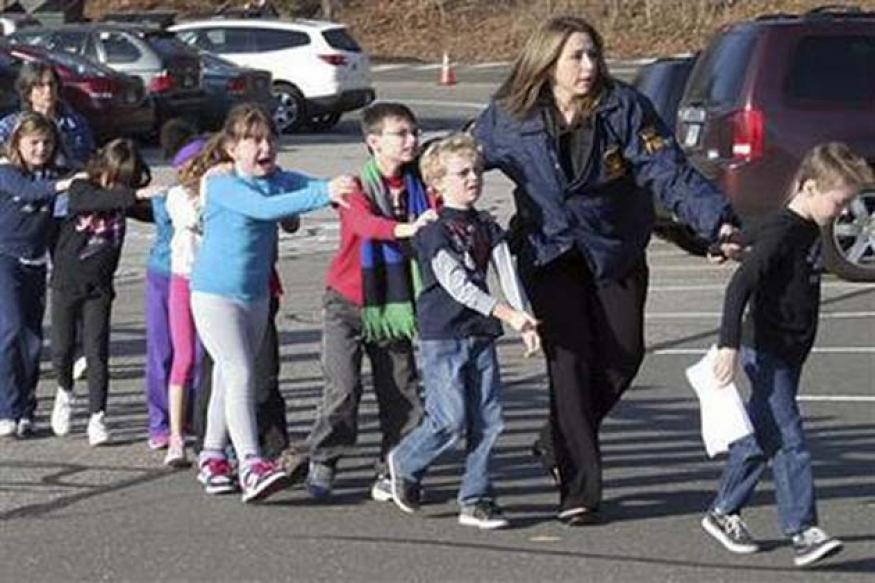 US: Shooting at school in Connecticut, gunman killed