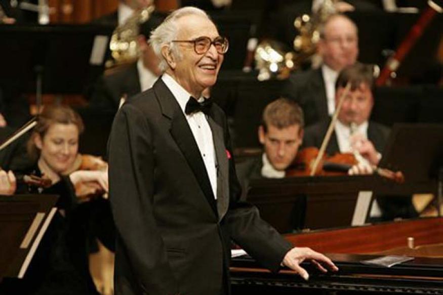 Jazz legend Dave Brubeck dies at 91