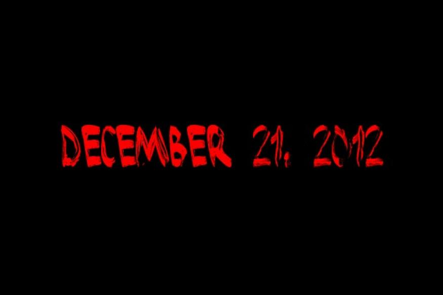 Five reasons why December 21, 2012 isn't doomsday