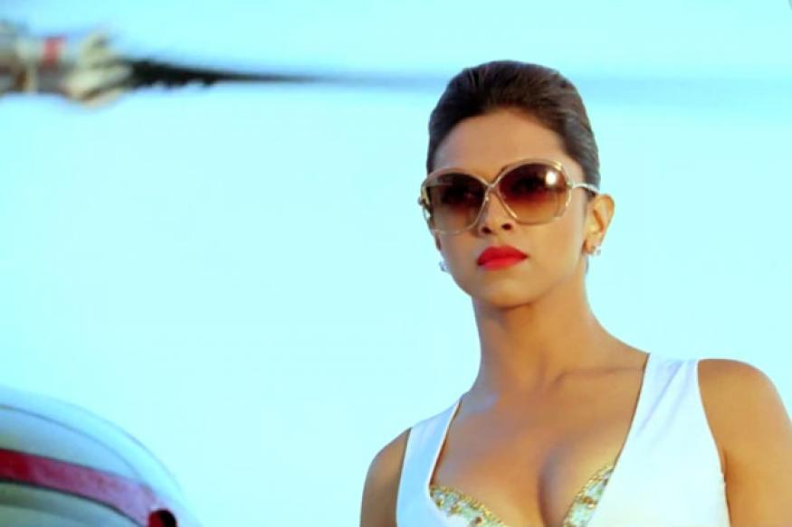 Race 2: I play an aggressive woman, says Deepika