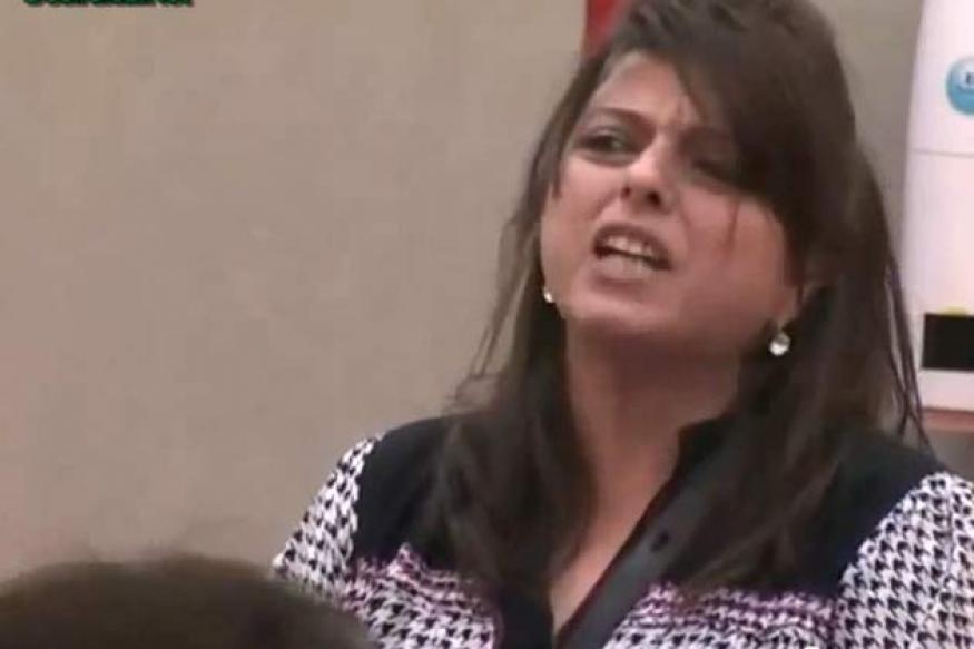 Bigg Boss: Delnaaz enters into a spat with Urvashi