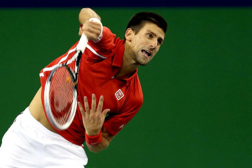 Novak Djokovic reaches final of Abu Dhabi event