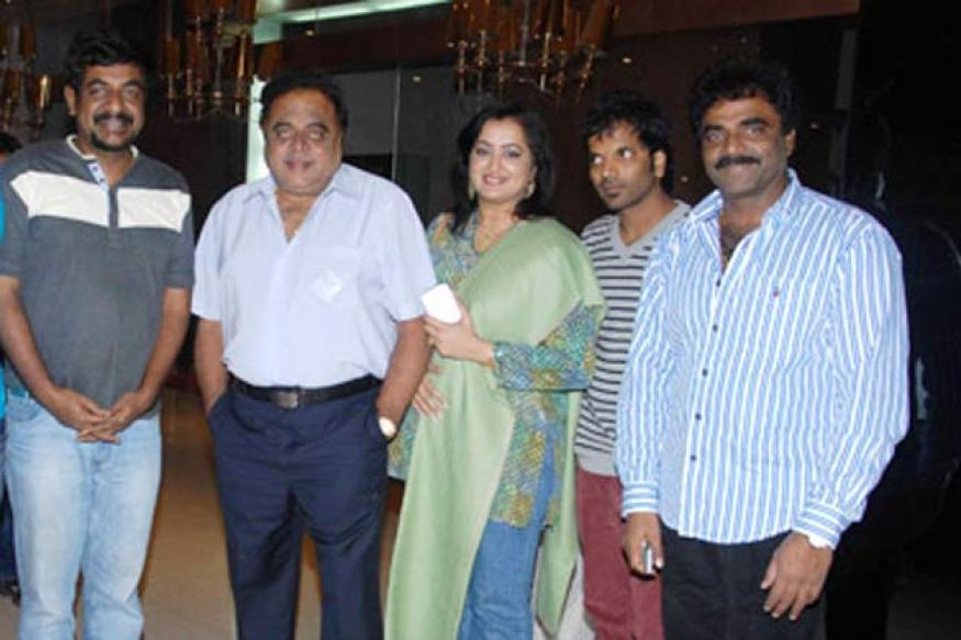 Kannada actor Ambareesh lauds 'Drama' script