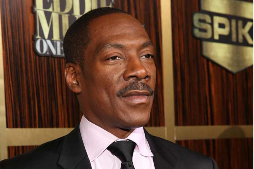 Eddie Murphy is Hollywood's most overpaid actor