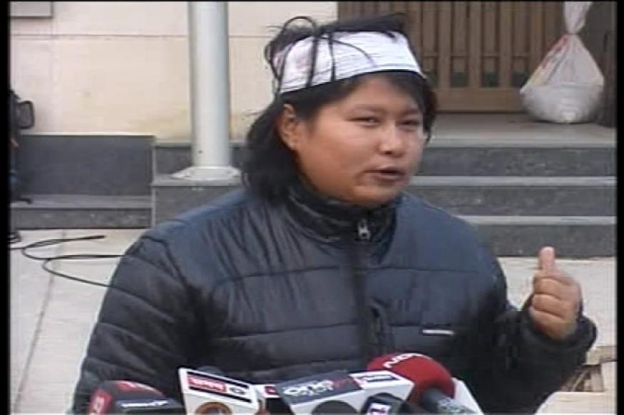 Tomar had no injuries when he fell: Eyewitness Pauline