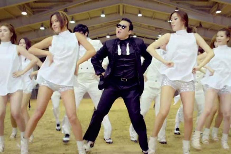 'Gangnam Style' hits one billion views on YouTube
