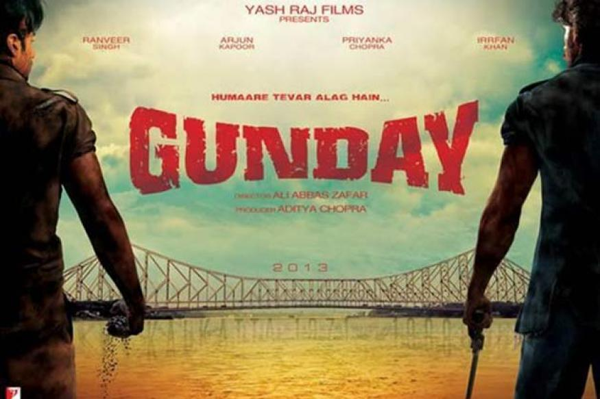 'Gunday' First Look: Ranveer challenges Arjun