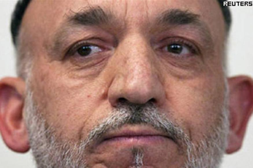 Attack on spy chief was planned in Pak: Karzai