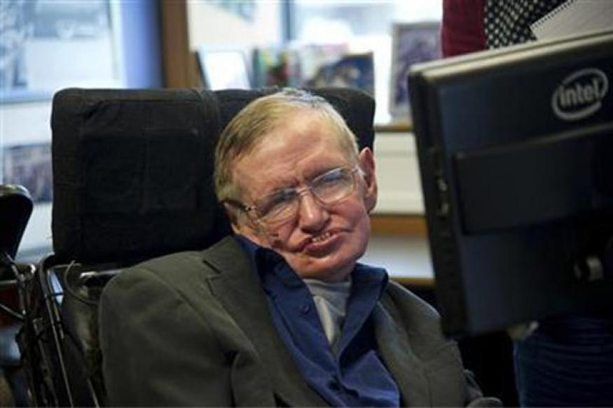 Hawking, CERN scoop world's richest science prize