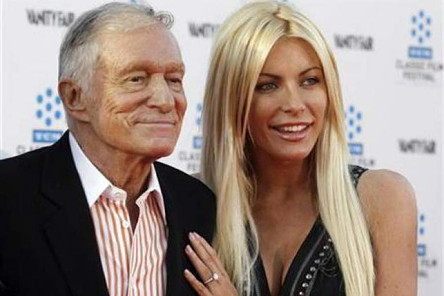 At 86, Hugh Hefner set to marry Crystal Harris, 26