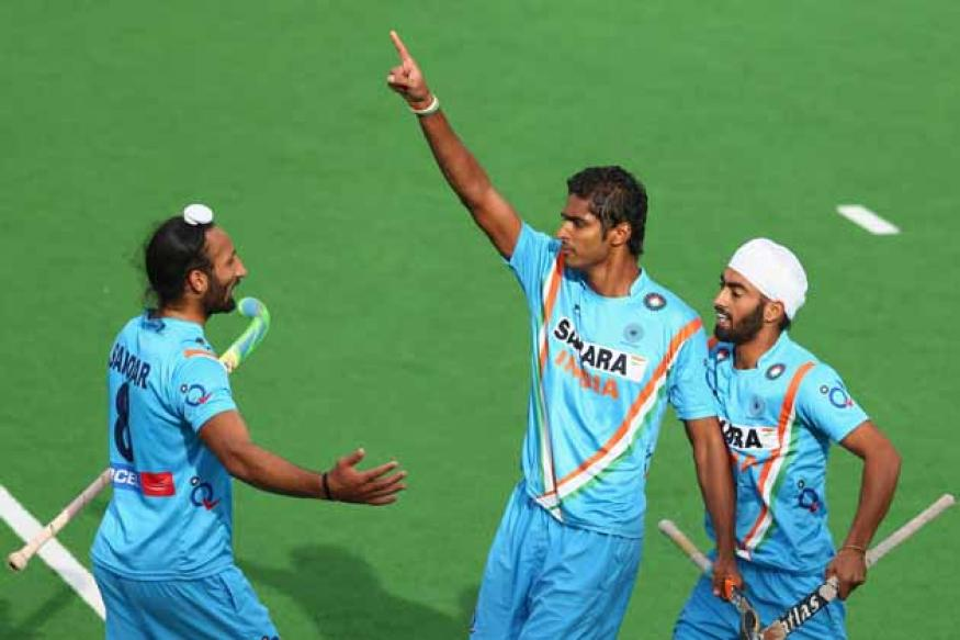 India to test juniors against Malaysia